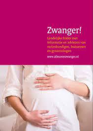 Folder Zwanger!